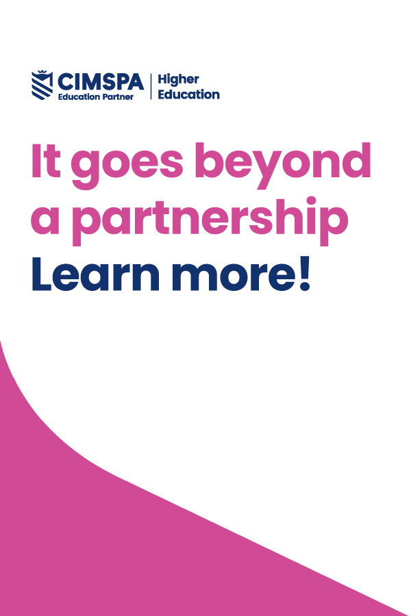 It goes beyond a partnership graphic