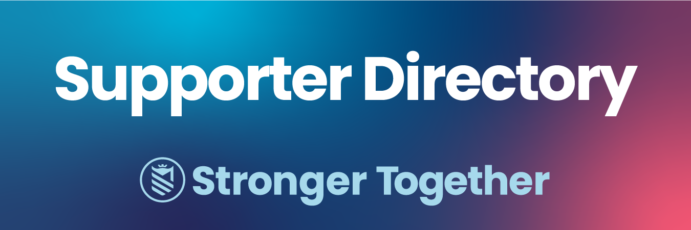 STRONGER TOGETHER DIRECTORY