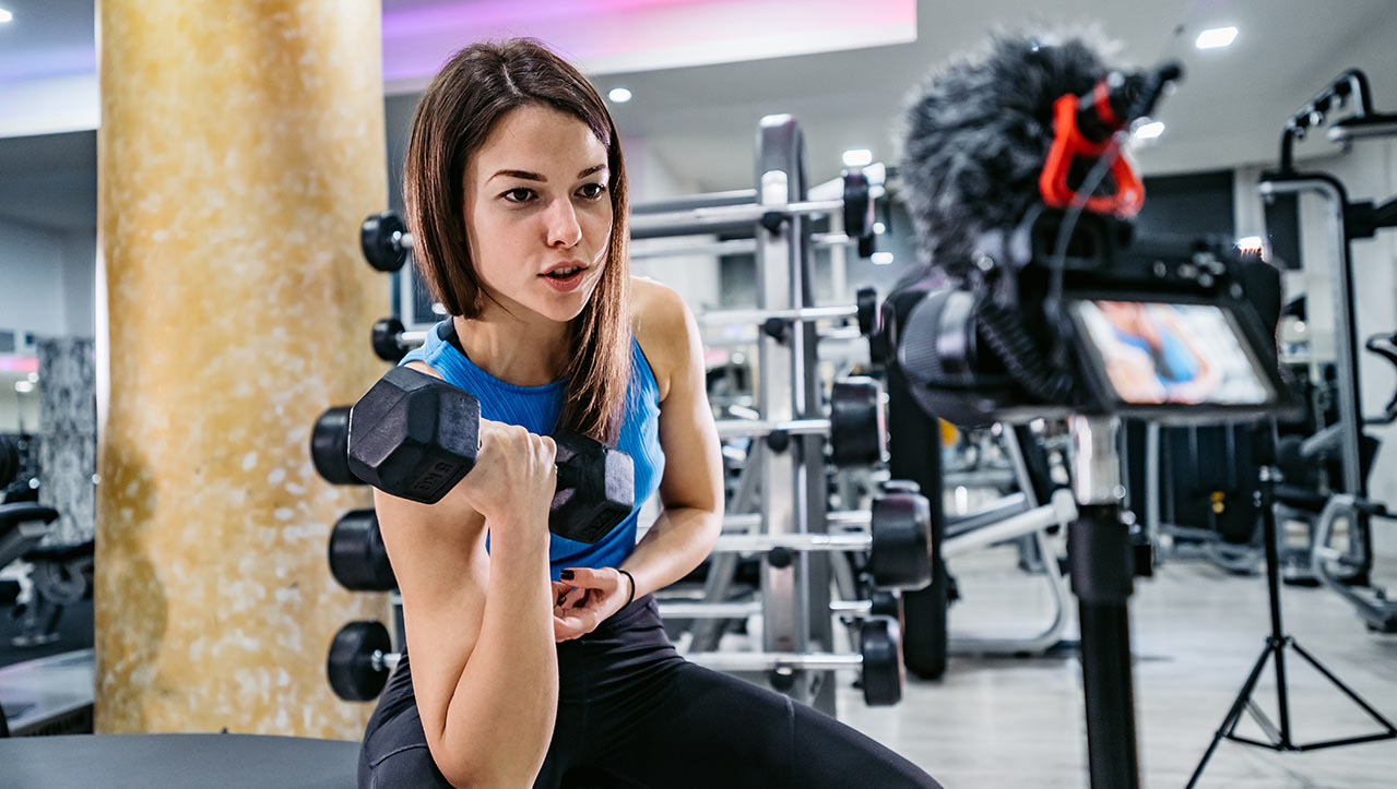 TRAINER FILMS WORKOUT