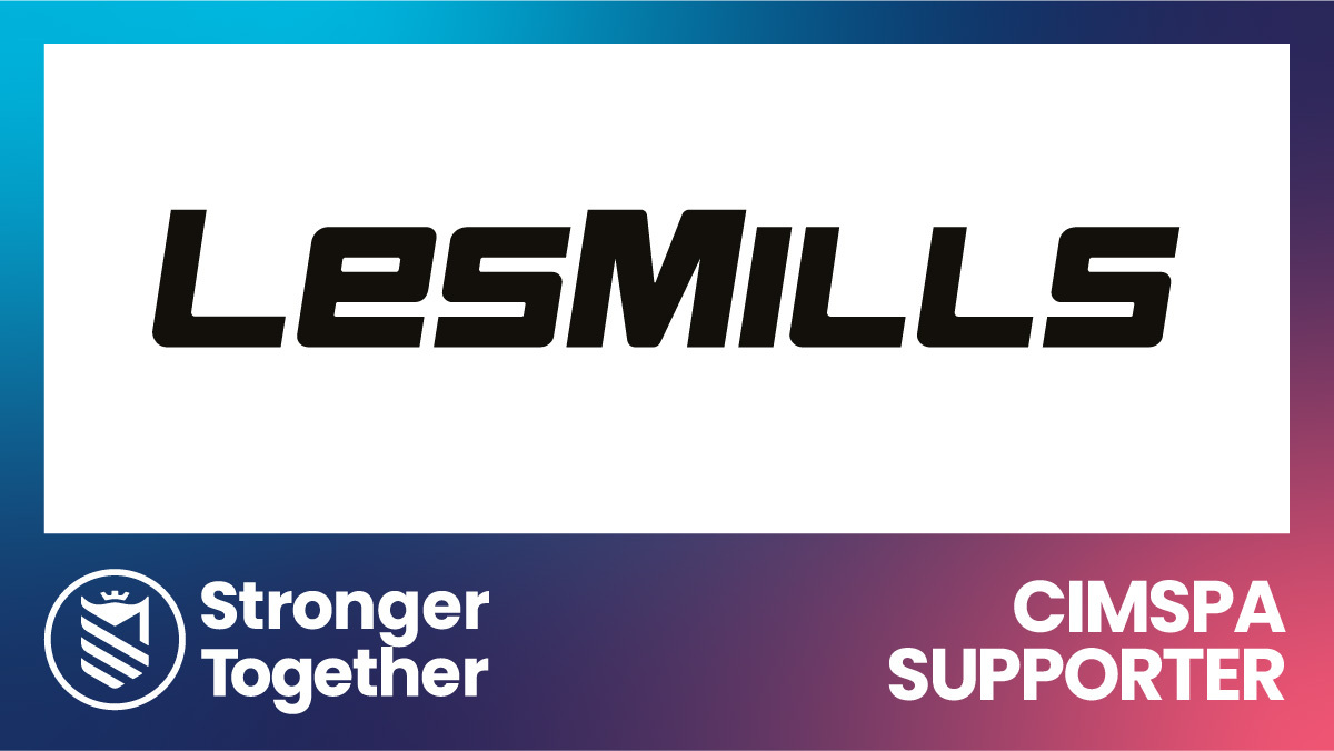 Les Mills Supporter Graphic