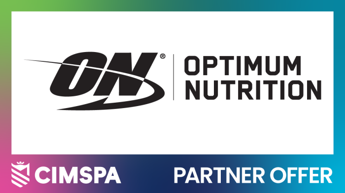 Free course for PTs and fitness professionals with Optimum Nutrition